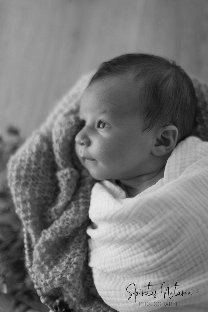 photographie bébé 1 mois