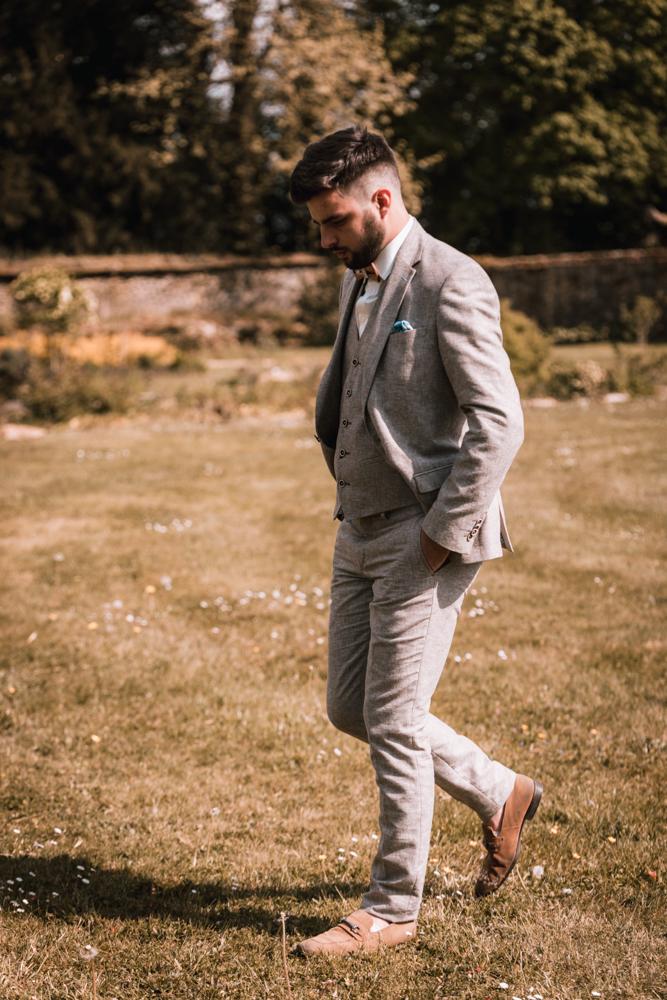 Photographe mariage, photo du marié