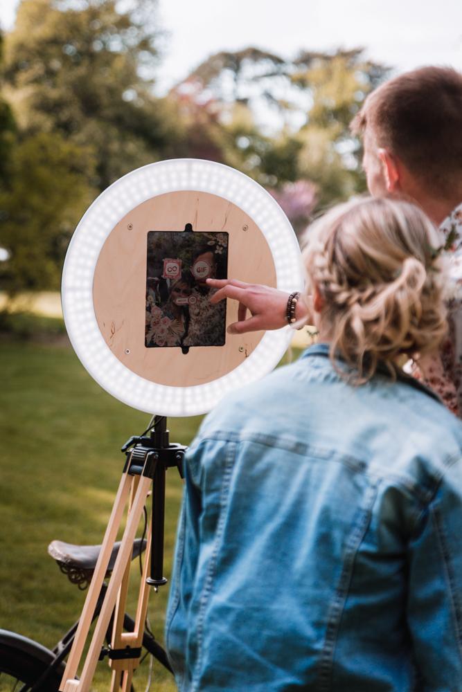 Photographe mariage, photobooth