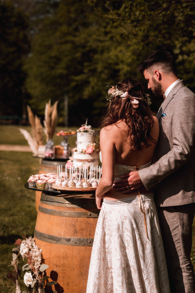 Photographe mariage, wedding cake
