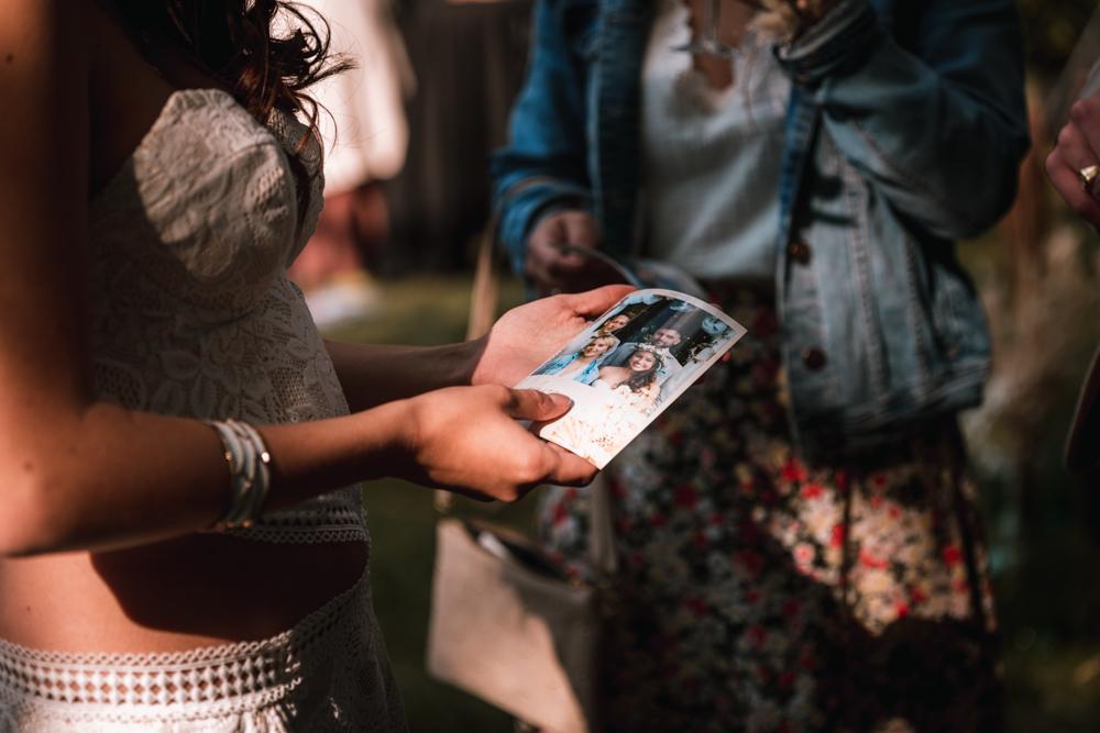 Photographe mariage mayenne, maine et loire. photobooth