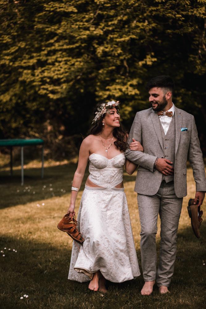 Photographe mariage mayenne, maine et loire. Séance couple château