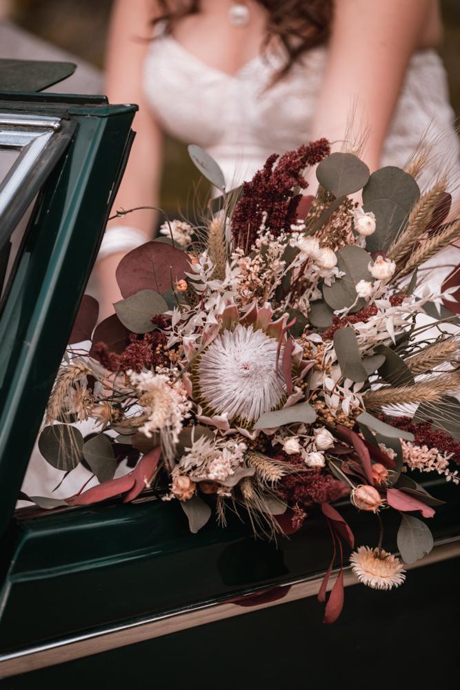 Photographe mariage mayenne, maine et loire. Bouquet de fleur