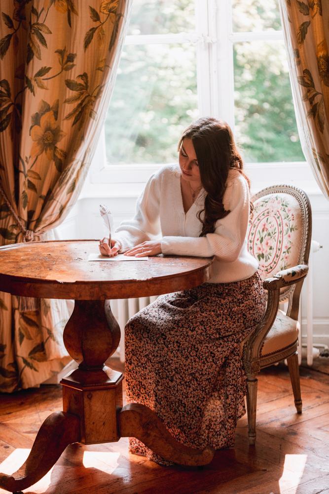 écriture des voeux mariage, photographe mariage pays de loire