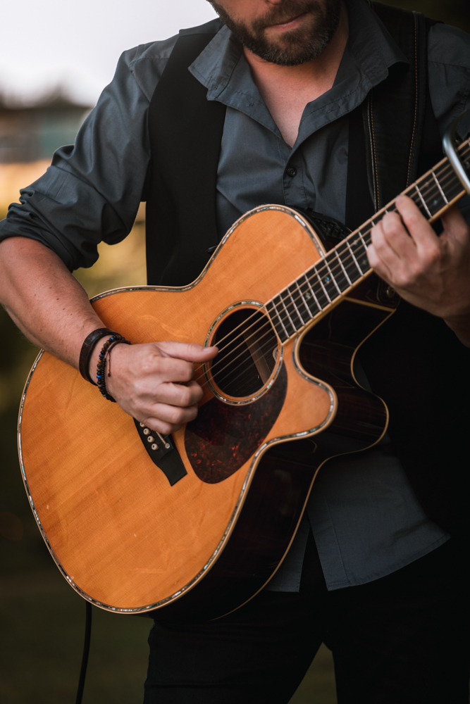 musicien mariage, guitare
